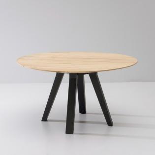 VIEQUES/ MAIA Tisch Teak mit Teakplatte